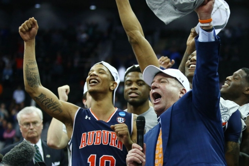 Auburn defeats Kentucky to advance to first Final Four in school history