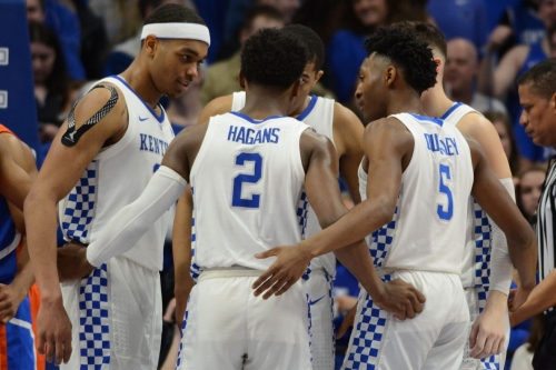 6 more thoughts, postgame notes & milestones from Kentucky's final game