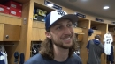 Video: Padres pitcher Matt Strahm back in starting role