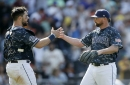 Padres vets Kirby Yates, Craig Stammen happy to have stuck around for this