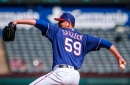 Rangers notebook: Texas trades hard-throwing reliever Connor Sadzeck to Seattle