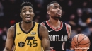 Jazz's Donovan Mitchell joins Damian Lillard as only players with at least 175 3-pointers in first 2 seasons