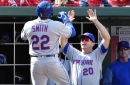 A look at how the Mets are using their young first basemen