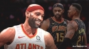 Vince Carter will make Hawks broadcasting debut vs. Sixers