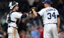 Padres teammates laud Craig Stammen as a leader, mentor