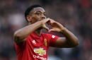 The surprising Anthony Martial stat that sees him ranked third among Premier League's top strikers