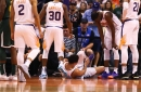 The Suns' season looks to end on an even lower note due to multiple player injuries