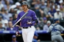 With 2 home runs, Trevor Story provides bright spot to Rockies' bleak home opener