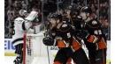 Ducks take feel-good, season-ending victory from Kings