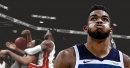 Karl-Anthony Towns enraged by hard foul from Justise Winslow