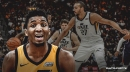 Donovan Mitchell thinks Rudy Gobert 'should be Defensive Player of the Year again'