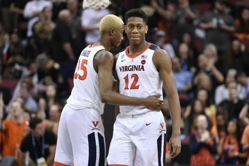 NCAA Tournament: Virginia vs. Auburn Game Thread
