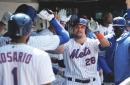 Mets smack five home runs in 6-5 win over Nationals