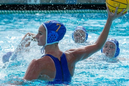 #3 UCLA Women's Water Polo Visits #2 Stanford Cardinal