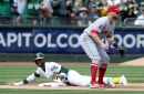 A's give Jurickson Profar day off as he seeks to end bad slump