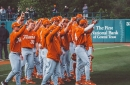 No. 12 Texas rallies past Baylor, 8-6, to even the series