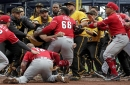 How a Chris Archer pitch ignited a benches-clearing brawl between Reds and Pirates