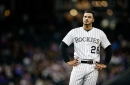 Dodgers 12, Rockies 6: Rockies come up short on Sunday Night Baseball