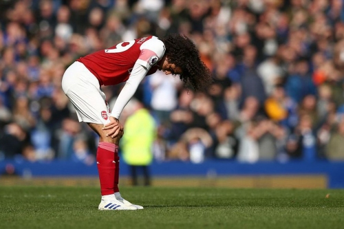 Player Ratings: Arsenal 0-1 Everton