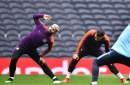 Pep Guardiola gives Sergio Aguero and Man City injury update ahead of Champions League clash with Tottenham