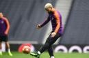 Man City team predicted vs Tottenham in Champions League - Sergio Aguero back, Gabriel Jesus dropped