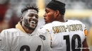 Antonio Brown takes another shot at JuJu Smith-Schuster