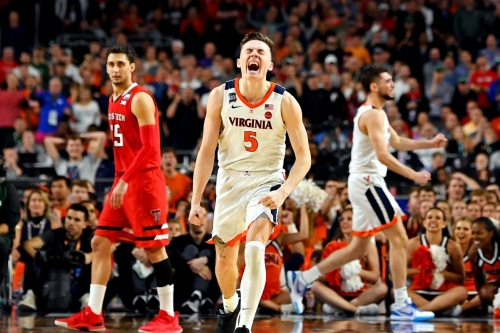 THE VIRGINIA CAVALIERS ARE YOUR NATIONAL CHAMPS!!!!