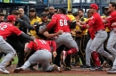 Chris Archer and Yasiel Puig receive suspensions after Pirates-Reds scuffle