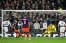 The Man City player who should have taken Sergio Aguero's penalty vs Tottenham Hotspur