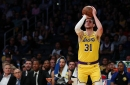 Mike Muscala reflects on trade, injuries and disappointment with the Lakers
