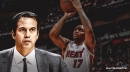 Heat coach Erik Spoelstra admits waiving Rodney McGruder was one of their 'toughest business moves'