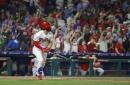Bryce Harper stays hot despite Phillies' brutal loss