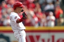 Late homers from Jose Iglesias, Jesse Winker lead Reds to 2-1 comeback win over Marlins