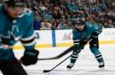 What injury? Sharks' Erik Karlsson steps up in win over Golden Knights