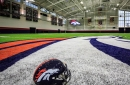 Broncos host Local Pro Day, John Elway and Vic Fangio in attendance.