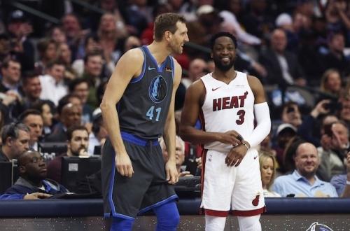 Lakers News: Kobe Bryant Welcomes Dirk Nowitzki, Dwyane Wade Into Retirement
