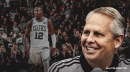 Celtics' Danny Ainge jokes about Terry Rozier having more fun now that he'll be playing a bigger role again in playoffs