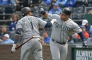 Zephyrs lie, Gusts lie, Dingers don't. Mariners sweep Royals with 7-6 win in extras