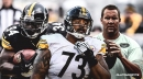 Steelers' Ramon Foster responds to Rashard Mendenhall's comments about Ben Roethlisberger