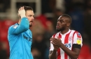 Bruno ready to roll for Stoke City and fans name Butland replacement