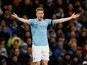 How Manchester City could line up against Crystal Palace