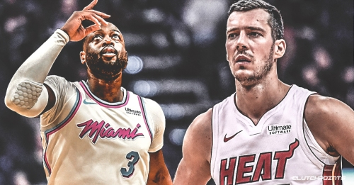 Heat guard Goran Dragic will cherish Dwyane Wade the friend more than anything else