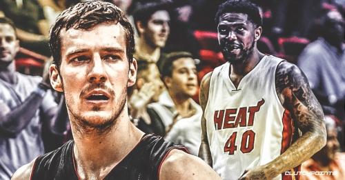 Goran Dragic hopes Udonis Haslem returns to Heat next season