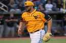 WVU's Alek Manoah Blows Away Red Raiders With 15Ks In 2-0 Win