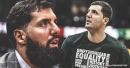 Nikola Mirotic practices with team, boosts chance of recovering in time for the playoffs