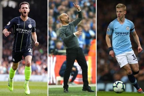 Man City news and transfers LIVE Aleks Zinchenko and Bernardo Silva injury update ahead of Crystal Palace clash