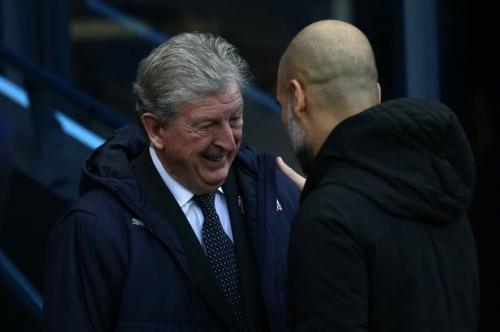 Roy Hodgson issues Man City warning ahead of Crystal Palace trip