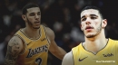 Rumor: Lakers, Bulls had trade talks centered on Lonzo Ball