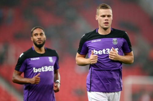 Stoke City v Rotherham: Everton veteran drafted in at right-back for first time since teenage days at Hednesford