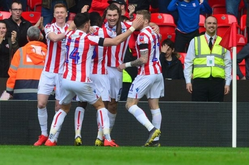 Stoke City stand on the brink of ending miserable sequence
